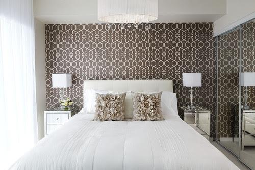 Queensway master contemporary bedroom
