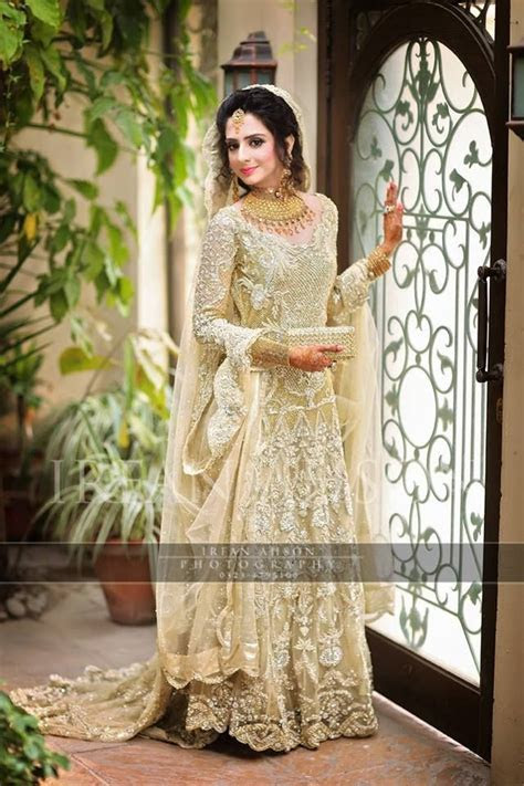 Latest Walima Dresses Designs & Trends Collection 2019
