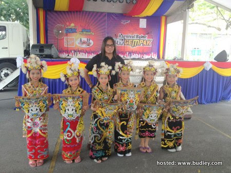 Mimpi Ke Bintang Bersiaran dari RTM Kuching Sarawak