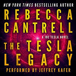 The Tesla Legacy Audiobook