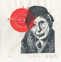 Inge Lehmann portrait