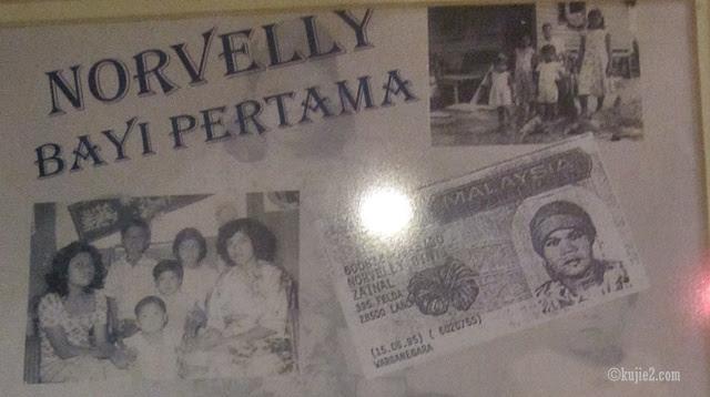 bayi pertama yang dilahirkan Muzium Felda Lurah Bilut Rakam Kronologi Awal Peneroka