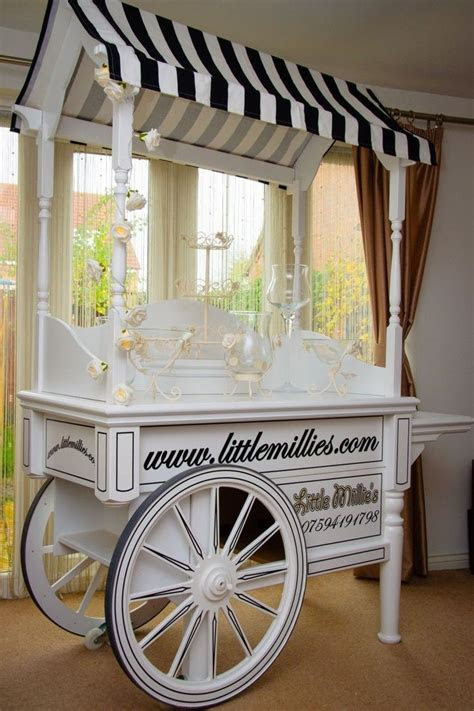 ideas  candy cart  pinterest wedding