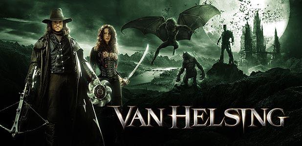 Resultado de imagem para Van Helsing  Dan Mazeau