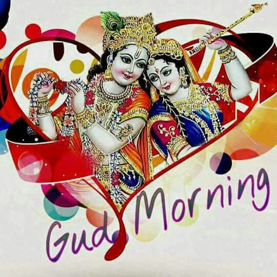 Good Morning Radhey Krishna Jkahircom Hd Wallpaper Whatsapp