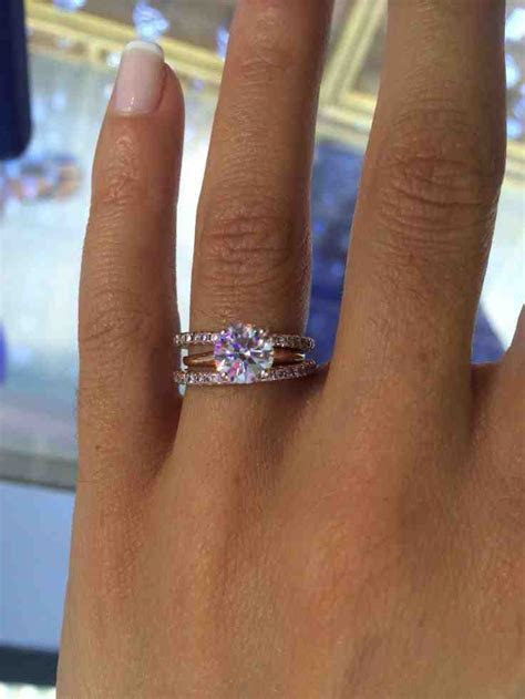 2 Carat Asscher Cut Diamond Engagement Rings   Wedding and
