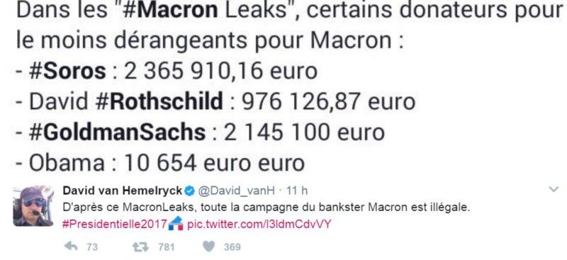 macron leaks