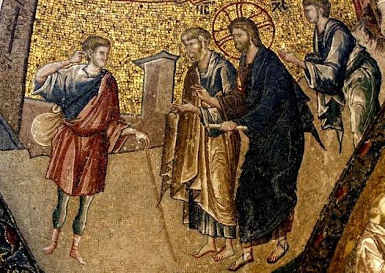Προσκυνητής: ΚΗΡΥΓΜΑ Κυριακή ΙΒ Ματθαίου