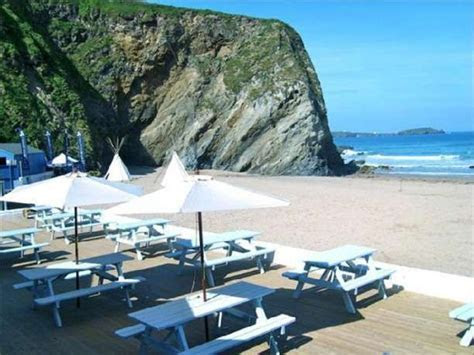 Lusty Glaze Beach Wedding Reception Venue in Newquay