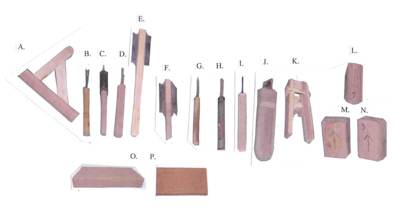 Woodwork Wood Tools
