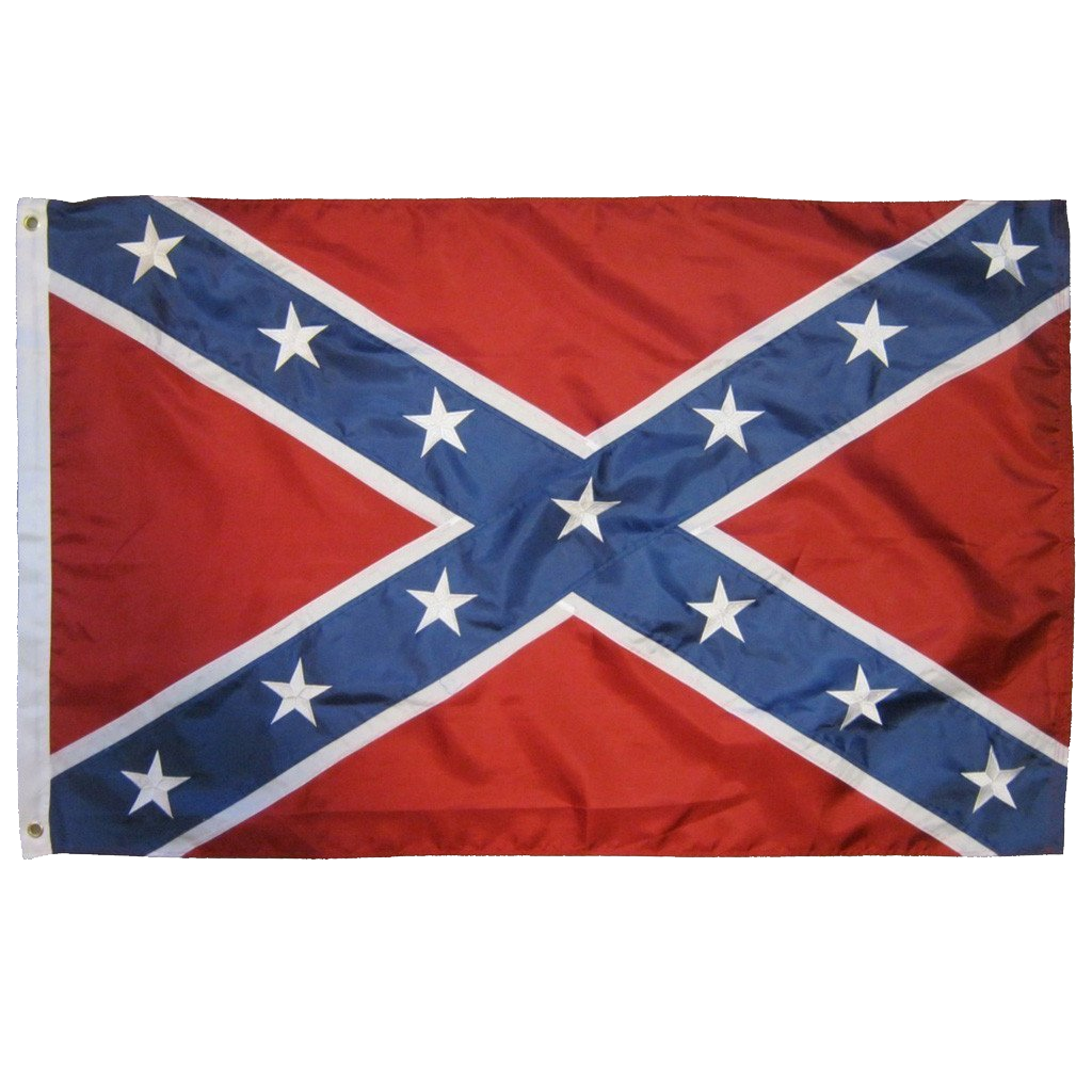 Confederate Flag Png News Word