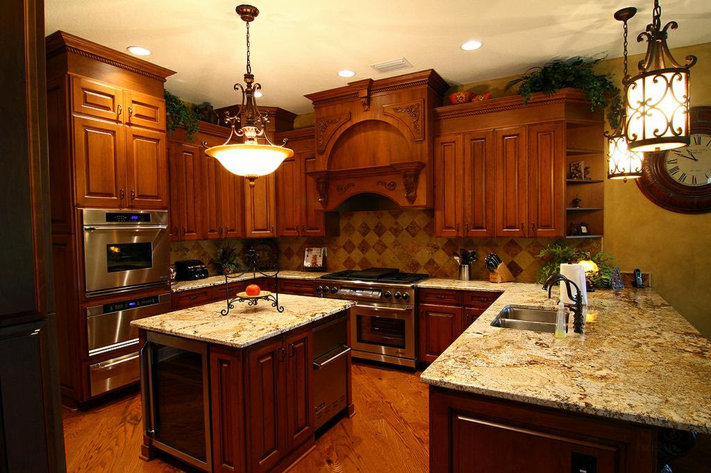 Picture: Custom kitchen cabinets.jpg provided by McCabinet ...