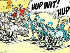 Asterix: Romans
