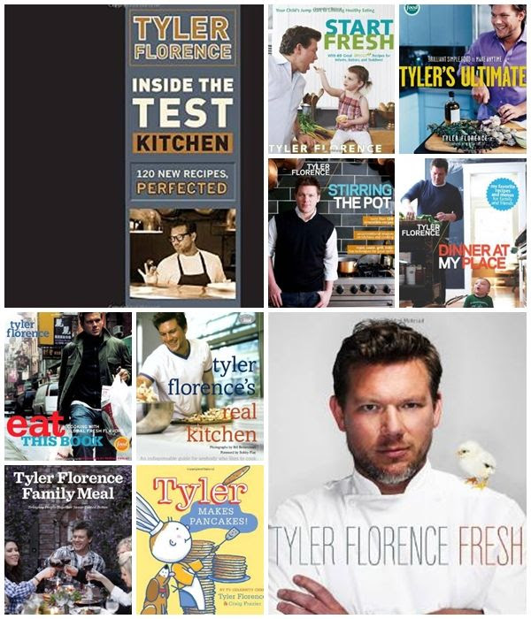 tyler florence cookbooks