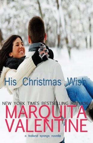 His Christmas Wish (Holland Springs, #2.5)