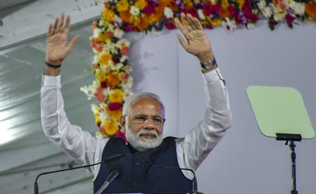 """""""Ever Heard That I Took A Holiday?"""": PM's Veiled Attack On Rahul Gandhi"""