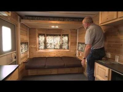 Rollin' on TV video: Jayco Alante, Ice Castle Fish House Trailers & Minnesota Destinations