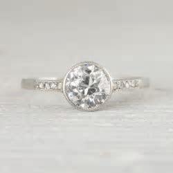 Bezel set engagement ring ? Simple or Detailed?   Ring
