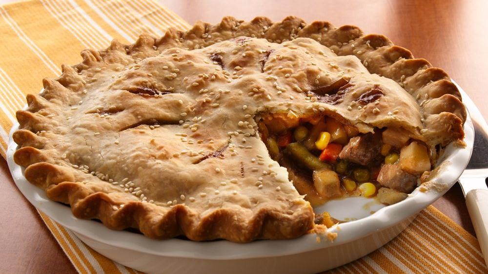 Country Beef Pot Pie recipe from Pillsbury.com