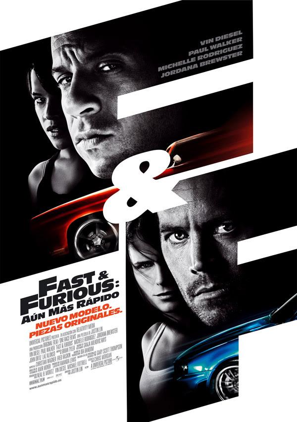 Fast & Furious: Aún más rápido (Justin Lin, 2.009)