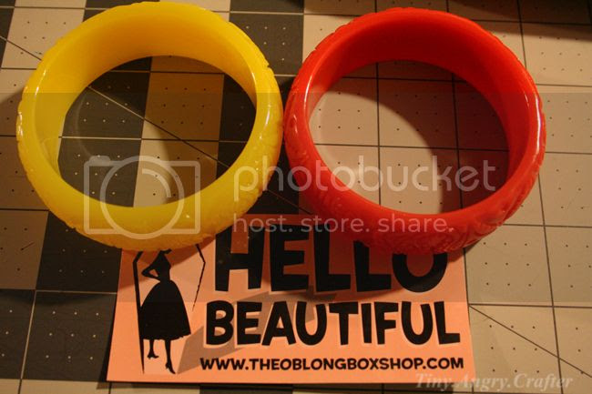 Oblong Box Shop bangles