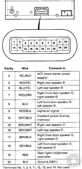 Siwire  12 Volt Amplifier Diagram