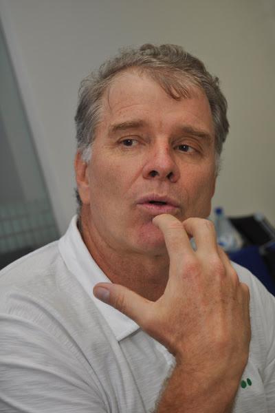 Técnico Bernardinho se mostrou satisfeito com o projeto potiguar