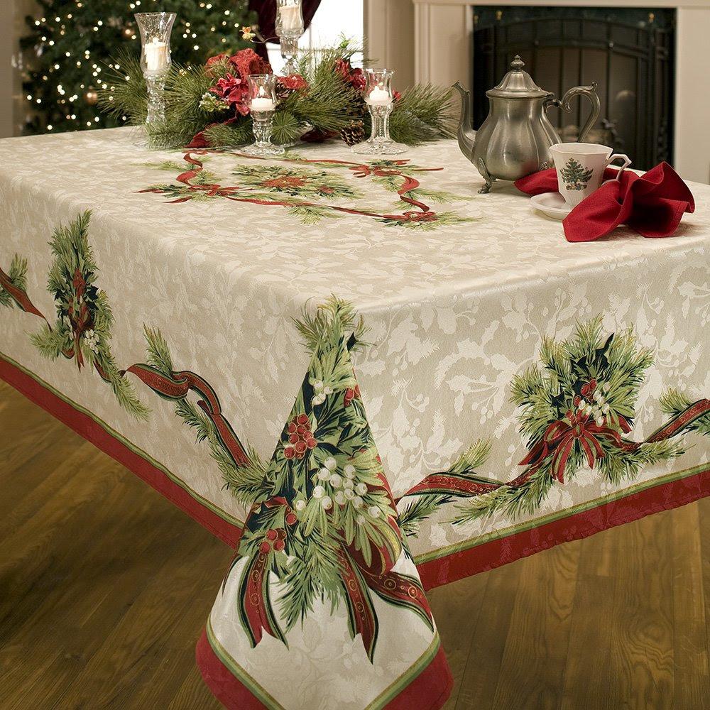 Christmas Town Around the World: Festive Tableware