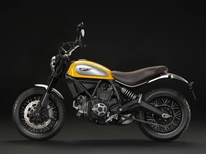 La Ducati Scrambler