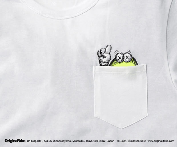 Originalfake Pocket T Shirt Preview Hypebeast