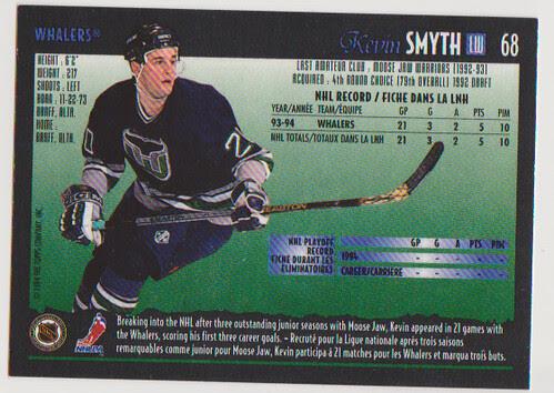 OPC Kevin Smyth back
