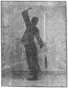 《昆吾劍譜》 李凌霄 (1935) - posture 13
