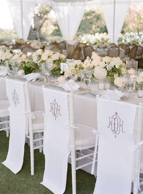 Wedding Ideas: Pretty & Unique Reception Seating   Inside