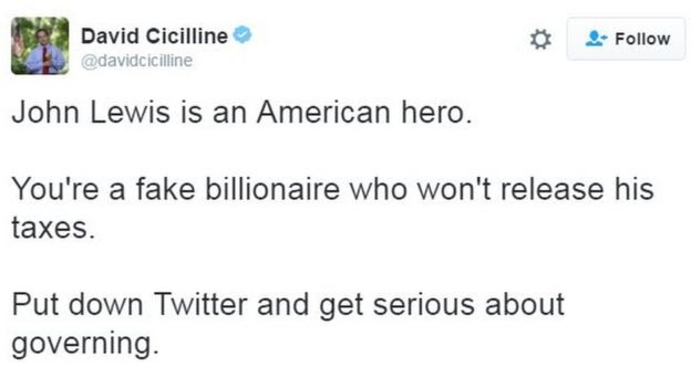 David Cicilline tweet