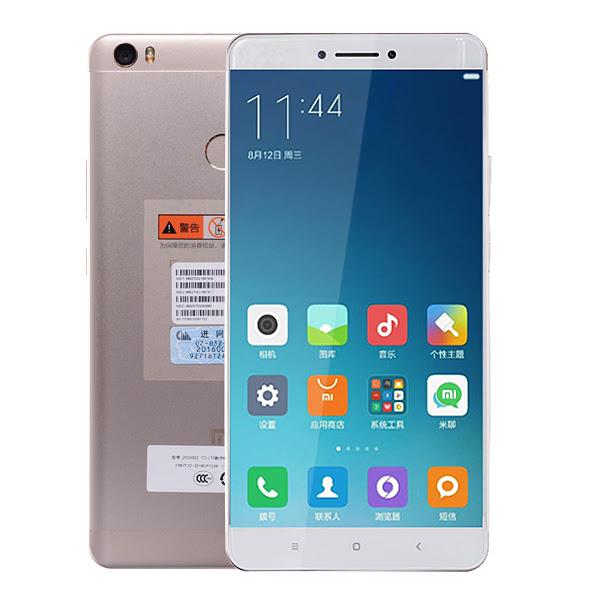Xiaomi Mi Max 6.44 '3GB di RAM 32GB ROM Snapdragon 650 Hexa nucleo Smartphone