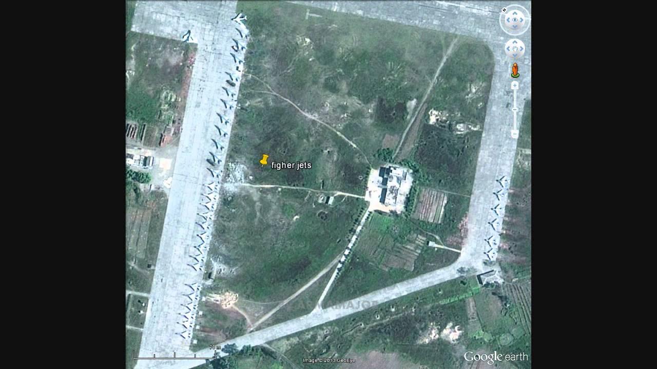 How Google Earth Owns North Korea Part 1 Spotting