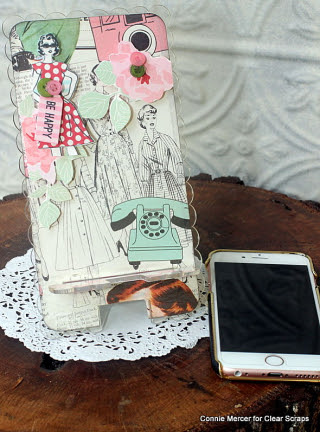 Clear scraps_phone stand5_acrylic_c.mercer