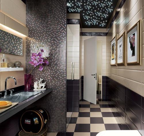 15 Mosaic Tiles Ideas For An Exquisite Bathroom Design