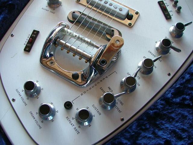 The Unique Guitar Blog: Guitar Organs