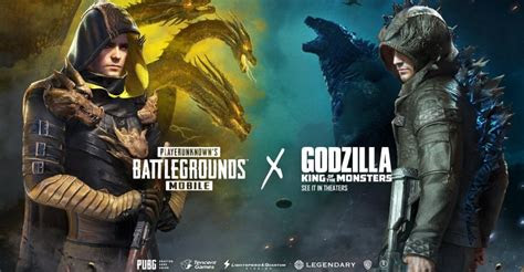 pubg mobile godzilla event guide   unlock skins