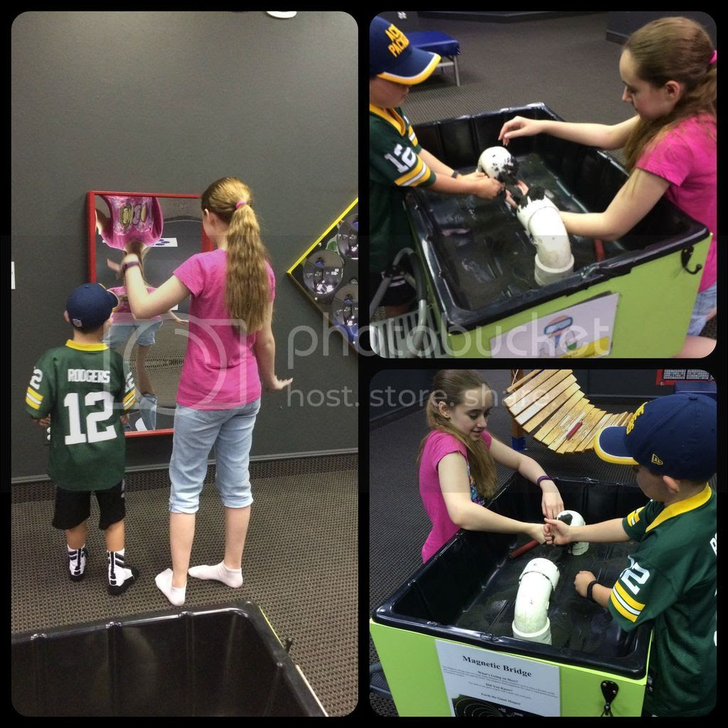 Unexpected Homeschool: Fun times at Myseum St. Louis
