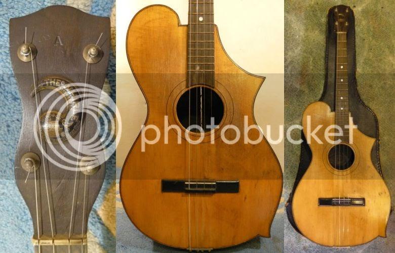 guitar blog british made windsor whirle tenor guitar or is it a baritone ukulele. Black Bedroom Furniture Sets. Home Design Ideas