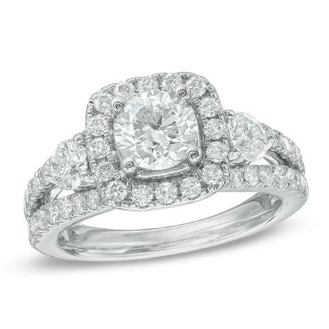 Celebration Grand® 2 1/5 CT. T.W. Diamond Three Stone