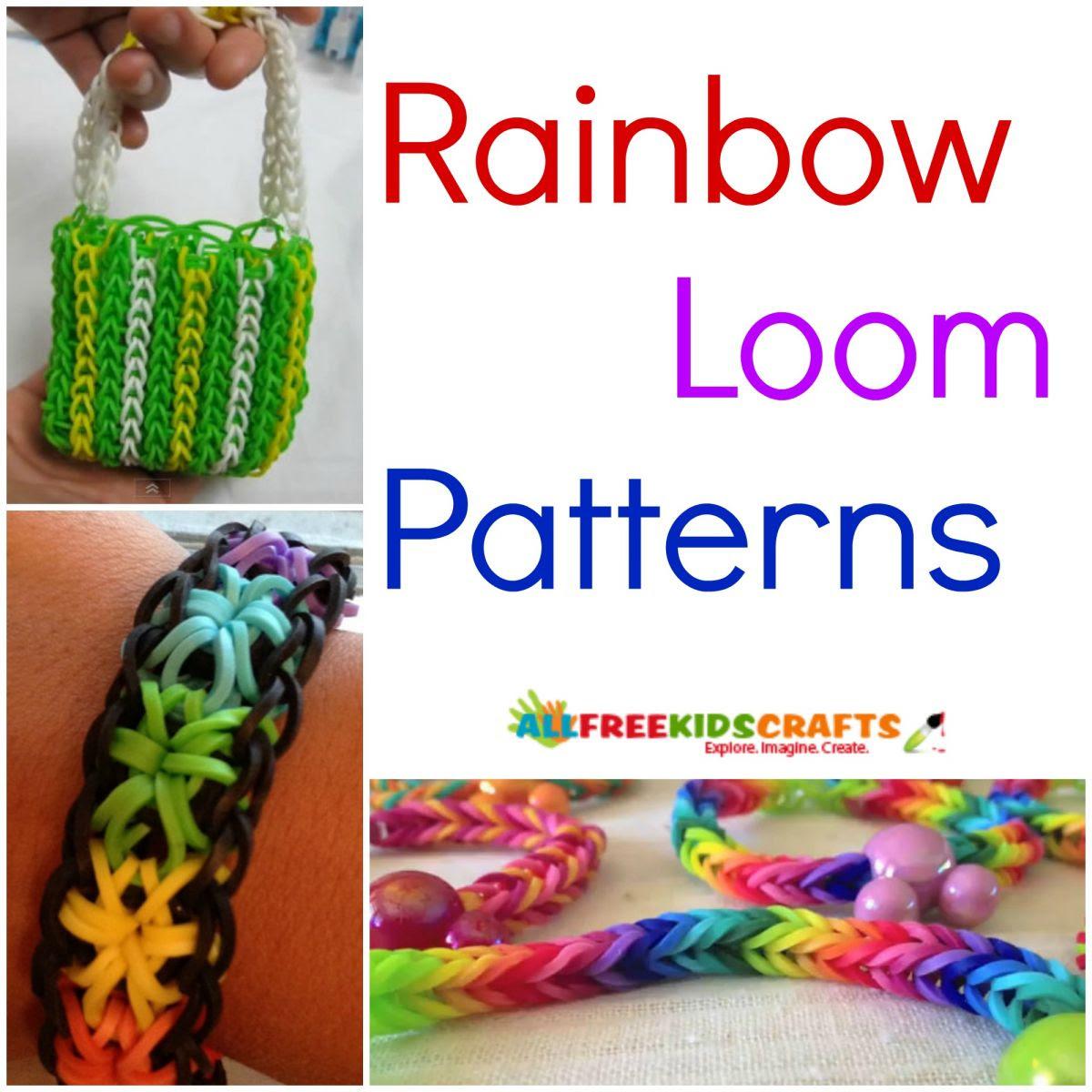 Rainbow Loom Patterns