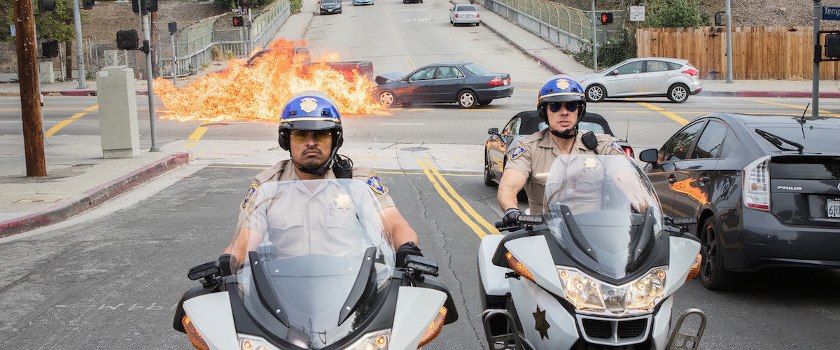 CHiPS Movie Review