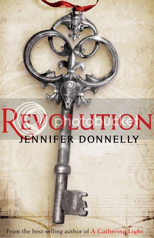 Revolution by Jennifer Donelly