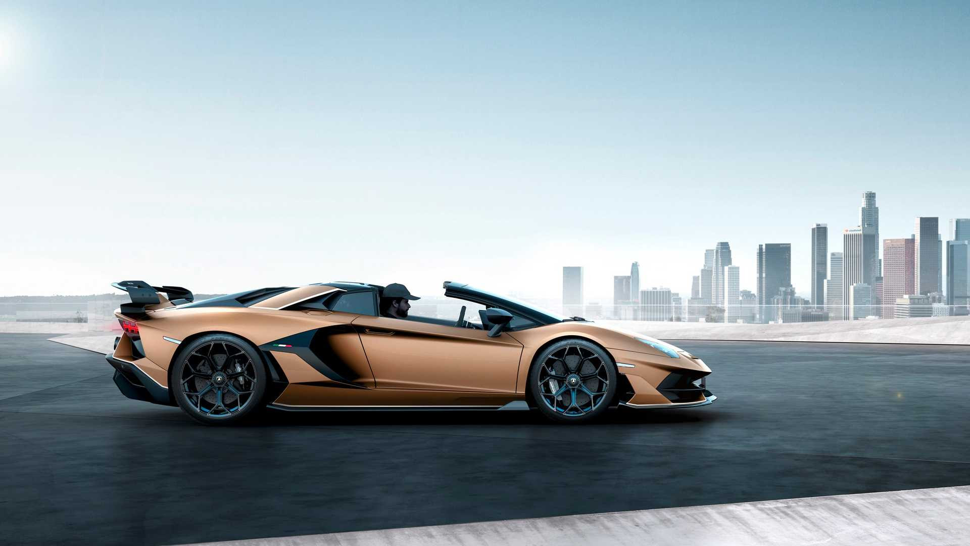 2020 Lamborghini Aventador Svj Roadster Wallpapers 35 Hd Images