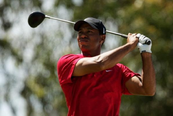 Biografi Tiger Woods
