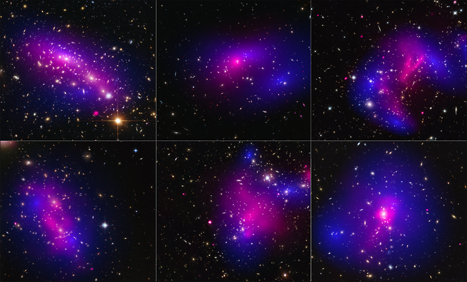 Images of galaxy clusters