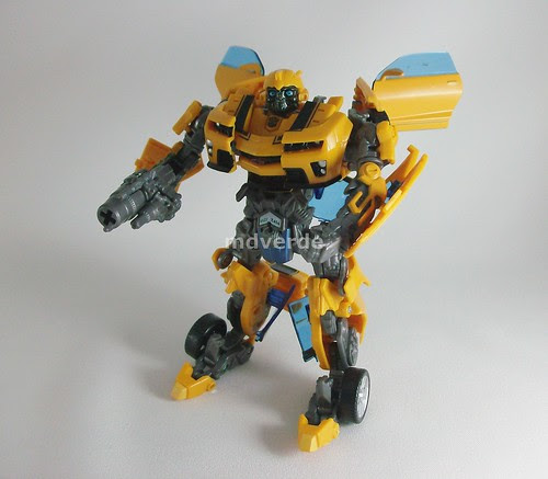 Transformers Bumblebee RoTF Deluxe - modo robot